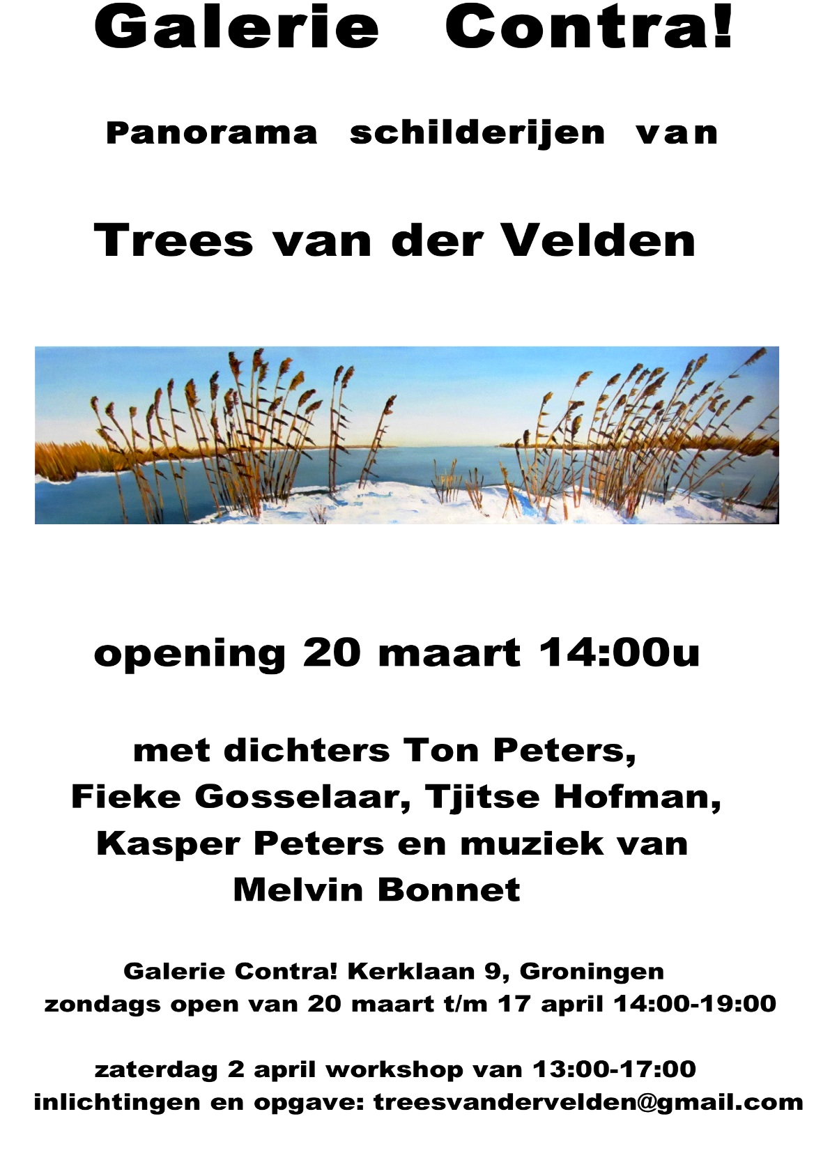 trees flyer contra